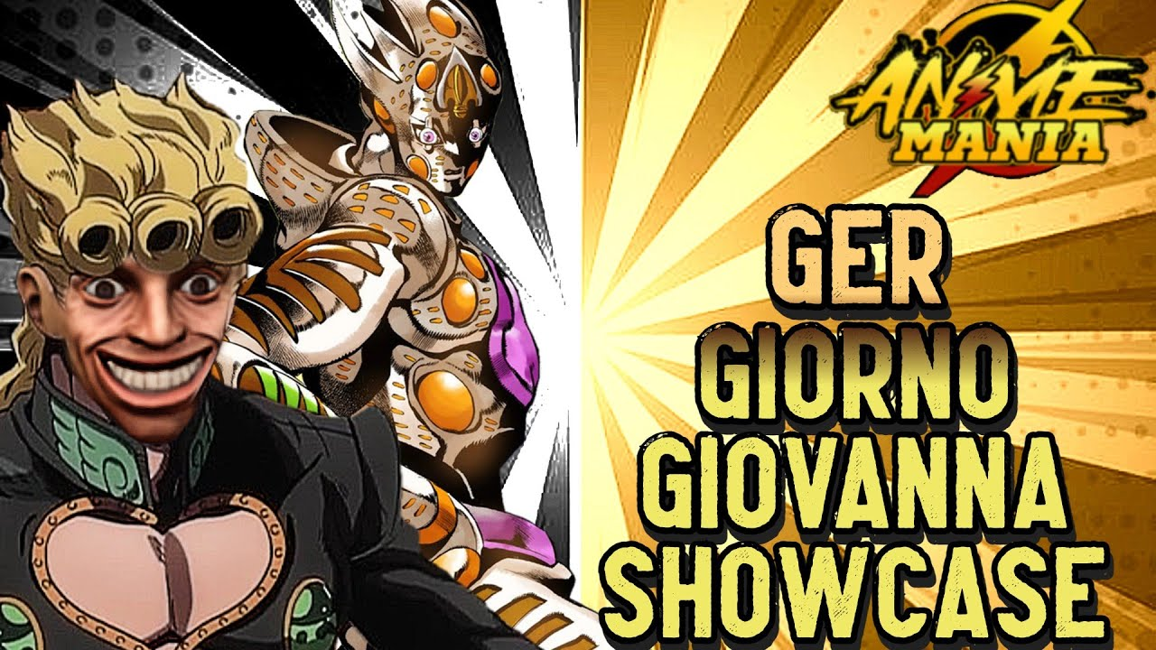 Download MYTHICAL Giorno Giovanna BECOMES MR. BEAST?!?! Showcasing Golden Experience Requiem In Anime Mania?