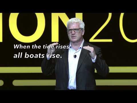 Persevere with Motivational Keynote Speaker | Vince Poscente