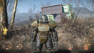 Fallout 4, где найти силовую броню Т-51