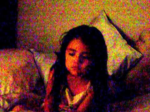 Ariana sleeping little girl