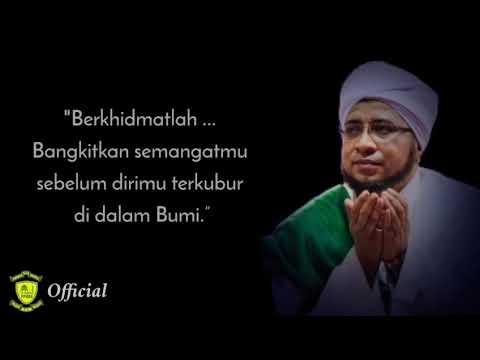 Kata Kata Mutiara Habibana Munzir Al Musawa