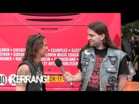 Kerrang! Podcast: Watain