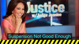 The Silencing of Jeanine Pirro