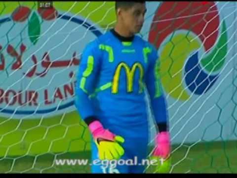 اهداف مباراة الاهلى و طنطا |هدف على معلول ضد طنطا 4-11-2016