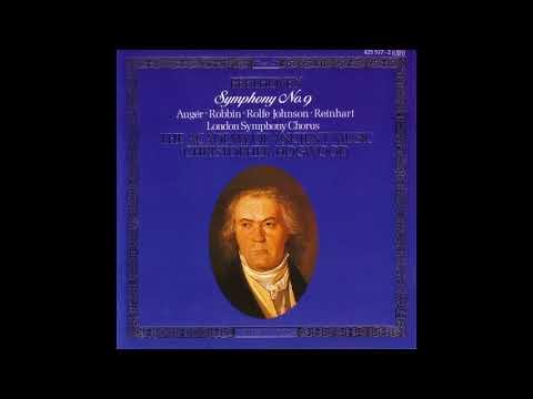 Beethoven - Symphony No 9 - Hogwood, AAM (1989)