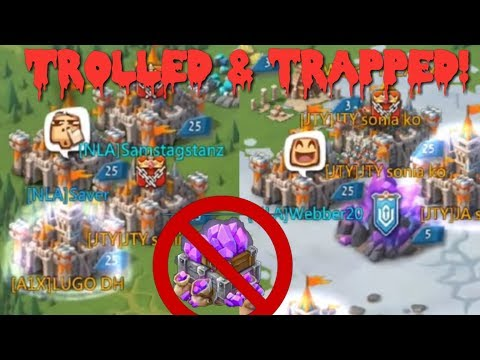 Lords Mobile The Greed For Gem Lodes (over 1 Mil T4 Dead)