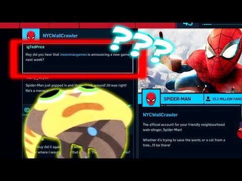 Marvel's Spider-Man PS4: In-Game Tease Of New Game? *Debunked* Recent Sly Cooper New Game RUMOR