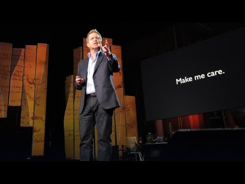 Andrew Stanton: The clues to a great story