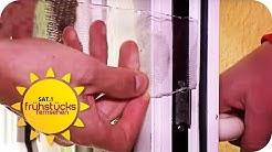 AUSGESPERRT: So geht's mit einer COLA-FLASCHE wieder rein!   SAT.1 Frühstücksfernsehen   TV