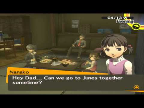 Persona 4 Blind Playthrough - Part 3 - Whole New Meaning to Window Shopping