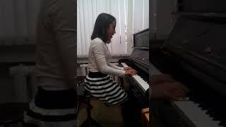 """Песня """"Тает лёд"""" на пианино! Долгожданный cover!!!"""