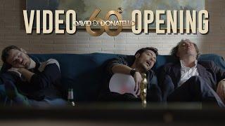 David di Donatello - THE JACKAL VIDEO OPENING