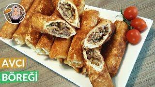 Avcı Böreği Nasıl Yapılır? | Müthiş LEZZETLİ | Hatice Mazı ile Yemek Tarifleri