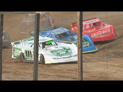 Super Late Model Heat Two | Eriez Speedway | 6-9-19