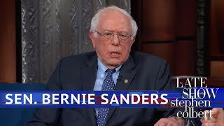 Bernie Sanders Assesses The 2020 Presidential Field