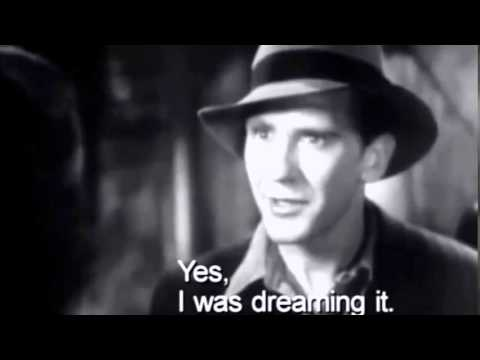 Winterset 1936 Burgess Meredith as Mio Romagna