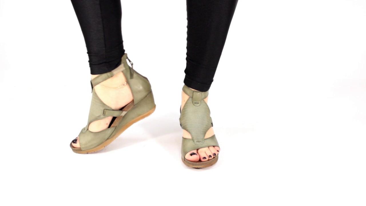 Miz Mooz Women's Maisie Wedge Sandal Kp4GIlH6D