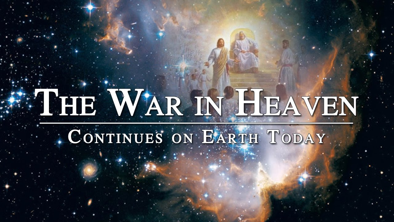 The War in Heaven on Earth Today - Lesson On Agency, Liberty