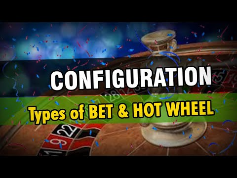 0 - #3 Type of BET and HOT wheel
