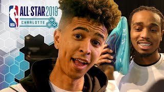 Kris London X Quavo | Finish Line at NBA All-Star Weekend