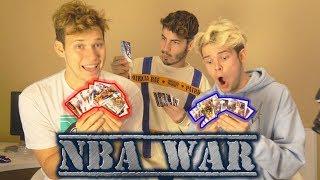 IRL NBA game of WAR! ft. JESSER