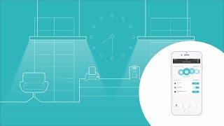Smart Home für Unternehmen | Einfach & sicher steuern mit eNet SMART HOME