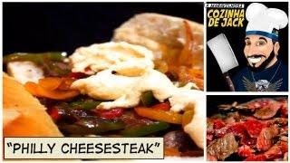 A Maravilhosa Cozinha de Jack S01E04 - Philly Cheesesteak