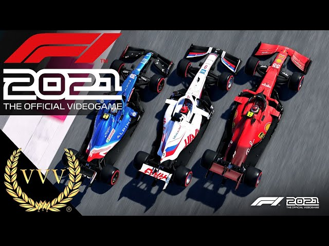 F1 2021 features trailer