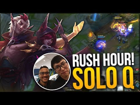 RUSH HOUR 4 | Aphromoo x Doublelift