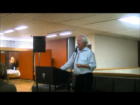 Food System Expert Pat Mooney at New College, University of Toronto