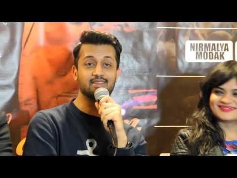 Atif Aslam Talking About Sachin Tendulker And Other Cricketers And His Love For Cricket!!