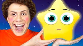 Twinkle Twinkle Little Star Song | 동요와 아이 노래 | 어린이 교육
