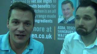 Joe Inglis & Jez Rose Discuss 'pet Health And Behaviour Problems' At Discover Dogs 2011