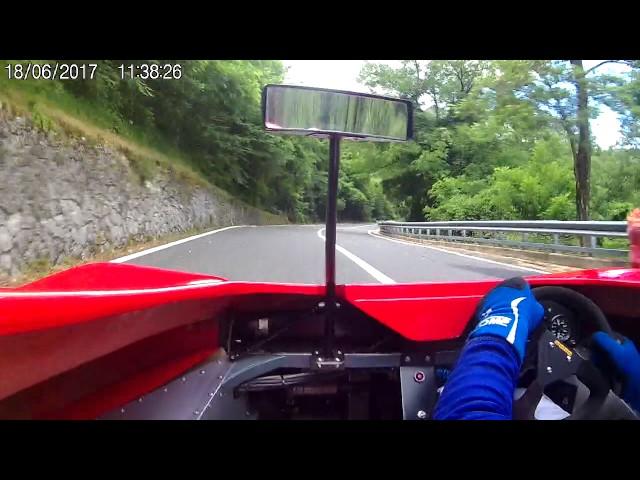 camera car Peroni S  pieve spino 2017