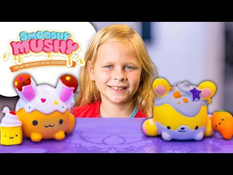 ASSISTANT Smooshy Mushy Funny Kitchen Candy and Food Surprise Toys
