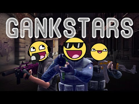 Funny Moments With GankStars Critical Ops Team!