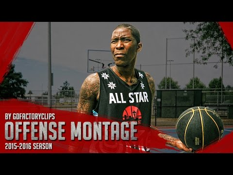 Jamal Crawford Offense Highlights Montage 2015/2016 - CRAZY Hoops!