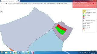 Ứng dụng công nghệ mã nguồn mở xây dựng webgis thông tin địa chính phường Hiệp Thành