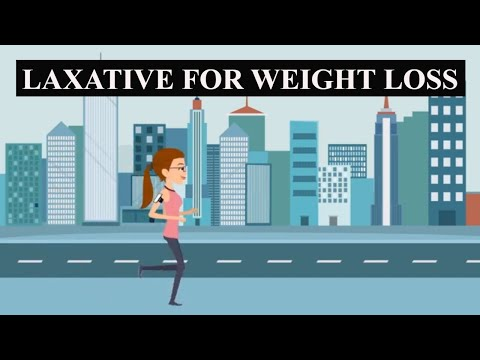 Laxative for Weight Loss