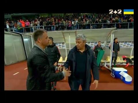 Як гравці Шахтаря прощалися з Луческу в фіналі Кубка України