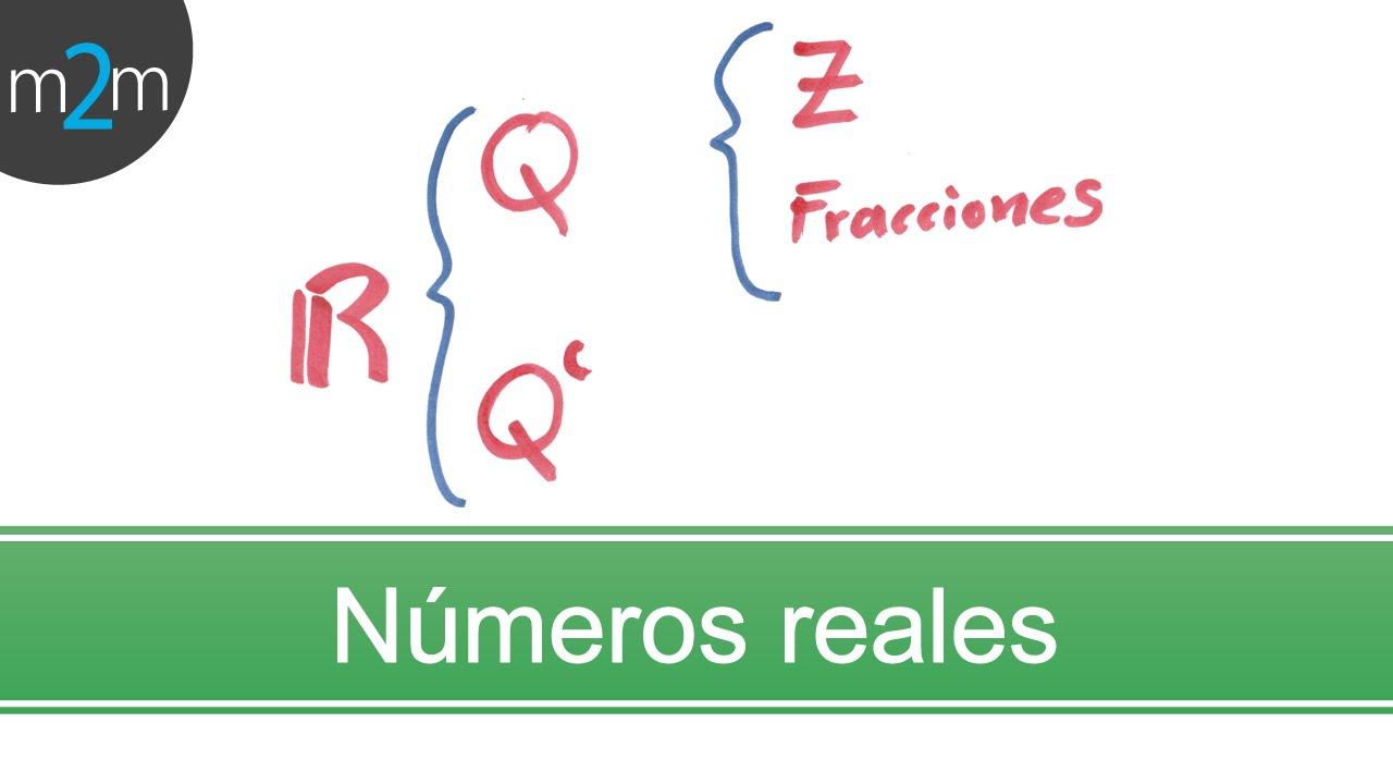 Clasificacin de los nmeros reales youtube clasificacin de los nmeros reales ccuart Images