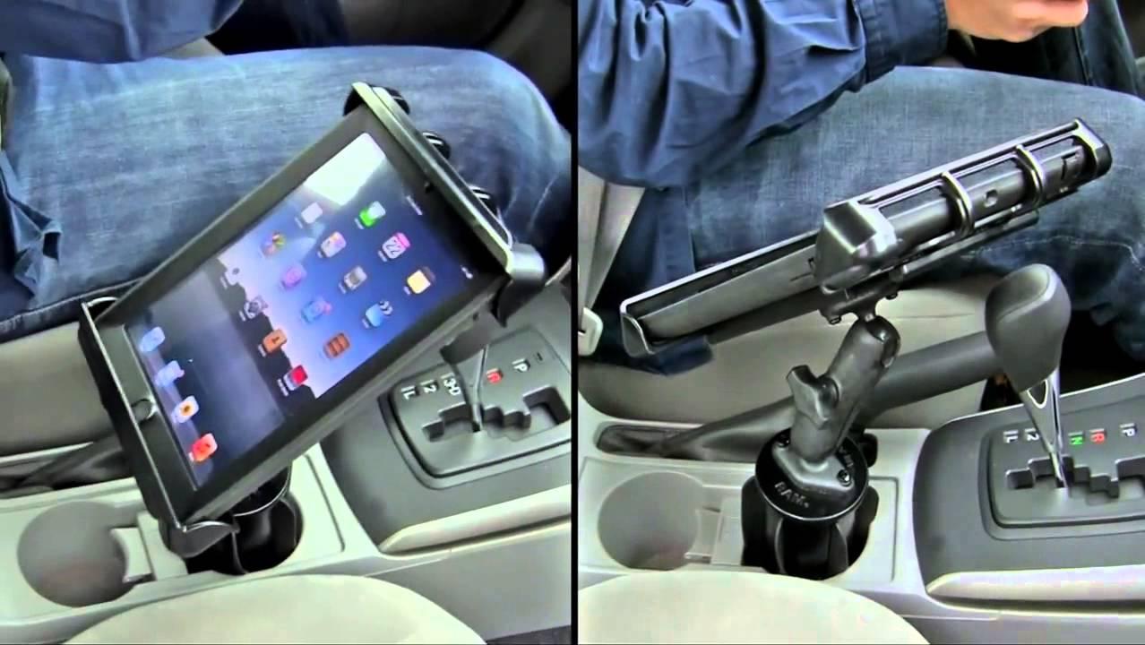 Tablet In Car Ram Tablet Vehicle Mount Ipad Google Nexus 7
