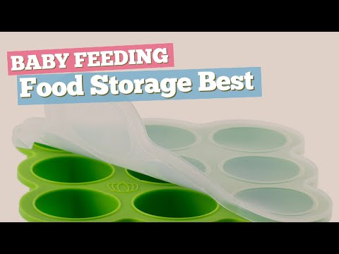Food Storage Best Sellers Collection // Baby Feeding