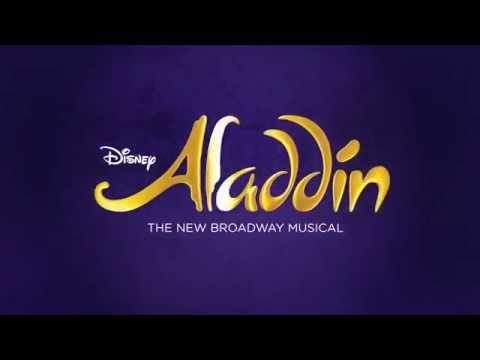 Aladdin The Musical - Prince Edward Theatre - Teaser Trailer