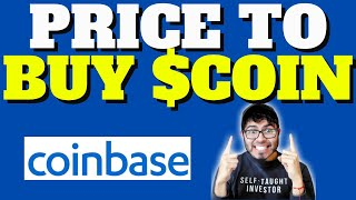 Best Price To Buy CoinBase Stock IPO. COIN Stock Price To Buy. Stock Analysis Growth Stock April
