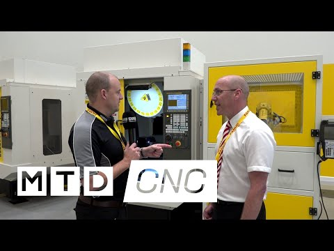 FANUC ROBODRILL automated cell now available from stock
