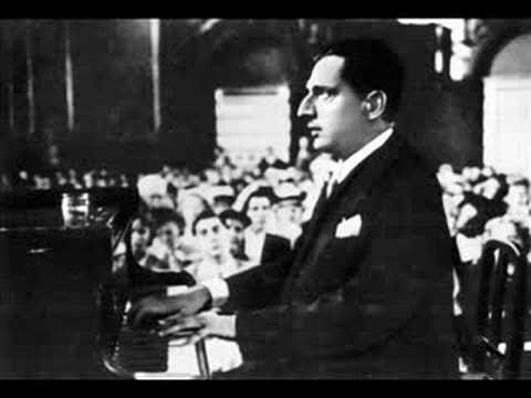 Dinu Lipatti - Scarlatti sonata k9
