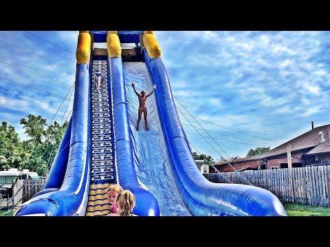 Jellystone Park Campground Niagara Falls Tour