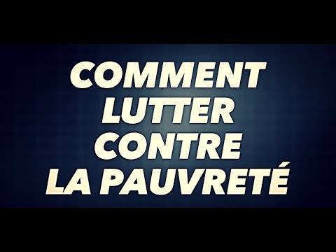 comment lutter contre la pauvret youtube. Black Bedroom Furniture Sets. Home Design Ideas