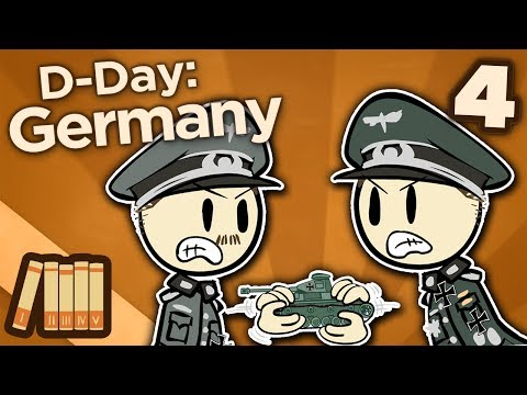 D-Day - IV: The Atlantic Wall - Extra History